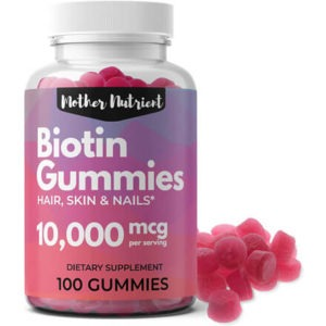 Biotin Gummies for Hair Growth