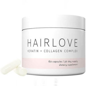 Hair Love Hair Growth Supplement