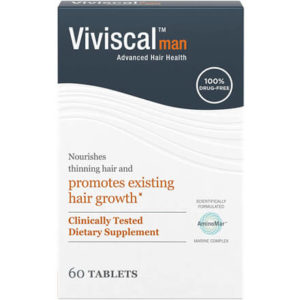 Viviscal Man Hair Growth Supplements