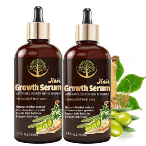 2 Pack Hair Growth Serum by TOPNaturePlus