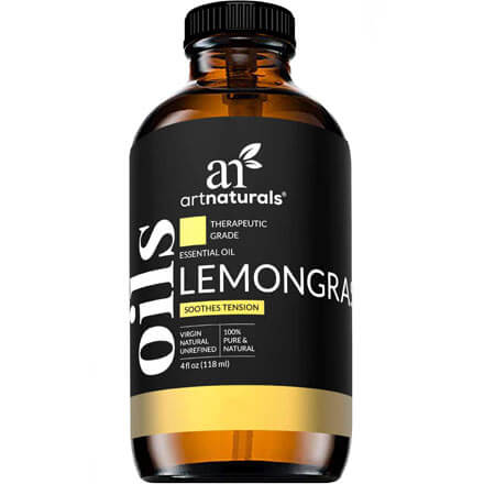 Lemongrass Essential Oil by ArtNaturals