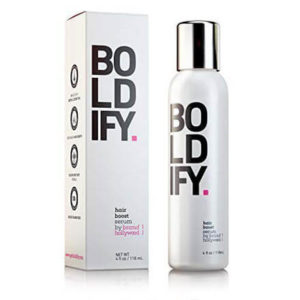 Biotin Hair Growth Serum by Boldify