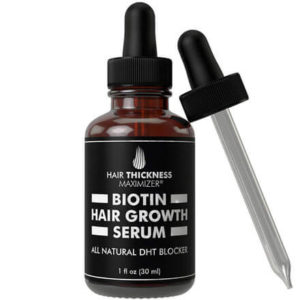 Biotin Hair Growth Serum by Hair Thickness Maximizer