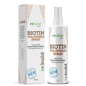 Biotin Volumizing Spray for Hair