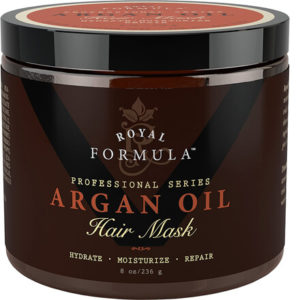 Argan Oil Hair Mask by Nature's Potent
