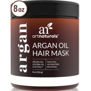Argan Hair Mask Conditioner by ArtNaturals