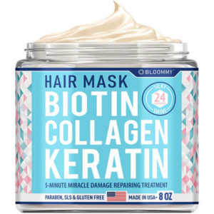 Biotin Collagen Keratin Treatment by Bloommy