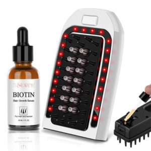 Biotin Hair Growth Kit by THAPPINK