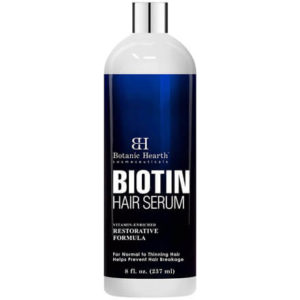 Biotin Hair Growth Serum by Botanic Hearth