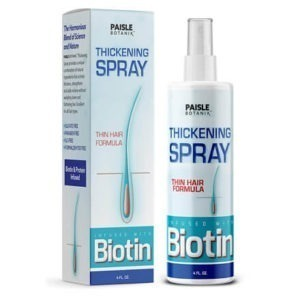 Biotin Hair Thickening Spray by Paisle