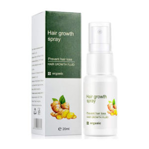 Ginger Hair Growth Spray by Novobey