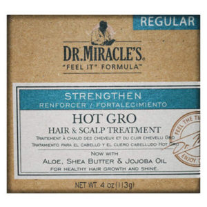 Hot Gro Hair and Scalp Treatment by Dr. Miracle's