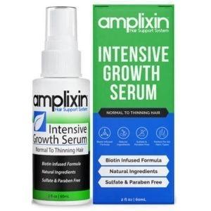 Intensive Biotin Hair Growth Serum Spray by Amplixin
